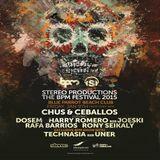 Rafa Barrios @ Stereo Productions, Blue Parrot (The BPM Festival 2015, Mexico) - 09-Jan-2015