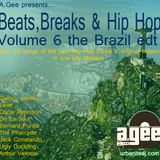 BEATS, BREAKS & Hip Hop - Volume 6 - the Brazil edt