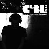 Mix CIBL 101.5 Radio Show (16 03 04) - Deep, progressive & groovy techno