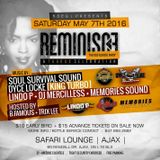 Reminisce Old School Party (Promo Mix)...Mixed By Trix Lee