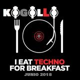 Kogollo - I Eat Techno For BreakfasT