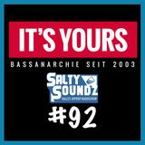 Salty Soundz #92 x It's Yours (Jahresrückblick 2016)