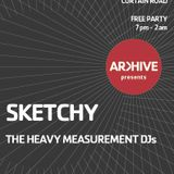 Heavy Measurement DJs | Arkhive Promo Mix | November 2011