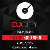 Kidd Spin - DJcity Podcast - Apr. 7, 2015