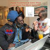 Portobello Radio Radio Show Ep 137, with Piers Thompson & Greg Weir: Blacker Dread Special.