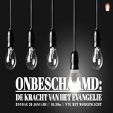 """""""Onbeschaamd: De kracht van het Evangelie"""" - Voorganger Roy Manikus 29-1-2017"""