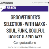 Groovefinder's Selection #2 Hour 1 05/06/0215