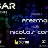Pulsar 23-03 / Freeman b2b Nicolas Coronel - OpenAirPreParty