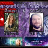 Starseeds & Earthseeds  New to Pyramid One Network With  Rob and Kalia