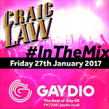 Gaydio #InTheMix - 27th January 2017
