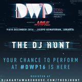 DWP 2016 THE DJ HUNT Mixtape