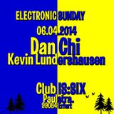 06-04-14 Electronic Sunday mit Kevin Lundershausen