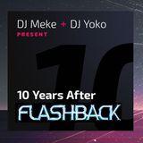 10 Years after Flashback (90s Hard-Trance, 16.04.2019 @ Digitally Imported Radio)