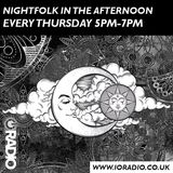 Night Folk in the Afternoon with Andrew Norton on IO Radio 141217