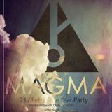 ALFY @ MAGMA ONE YEAR PARTY 02.23.2013