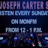 The Joseph Carter Show - 18.11.12 - 12pm - 1pm