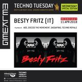 Techno Tuesday - Wednesday Special Edition