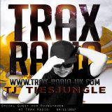 Tj Tiesjungle guest for Roungtawan at Bang Tidy Thursday Trax Radio (Scotland) 09-11-2017