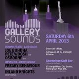 Andy Riley Iive @ Gallery Sounds 6/4/13