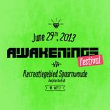 Pan-Pot - Live @ Awakenings Festival 2013 (Amsterdam) - 29.06.2013