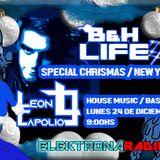 Elektronaradio B&HLIFERADIO Vol 2  ChristmasNewYear / Leon Capolio