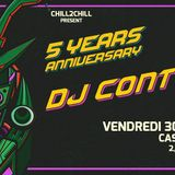 5 years anniversary C2C - DJ CONTEST (ANIMANIAK) - MIX HARDCORE TO TERROR