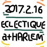 """Eclectique"" at Club Harlem (Shibuya,Tokyo) 2017,2,16 DJ PLANET LIVE MIX"