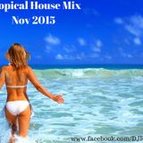 DJRu55T Tropical House Mix Nov 2015