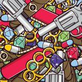 Gangsta'z paradize (old school rap mixtape)