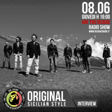 """Are you reggae radio show - Guest: Original Sicilian Style - Speciale: """"Triskele"""" album"""
