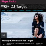 Melody Kane covering DJ Target live on BBC1Xtra Nov 2016 (RADIO RIP)