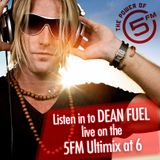 DEAN FUEL - ULTIMIX (5FM) - June 2013 - Miss A Beat Video Launch