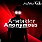Artefaktor Anonymous 01