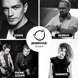 jovani@club radio show #388 (Jovani|Morkus|Samanta|Phonic Scoupe)