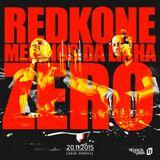 Redkone @ Zero, Lisbon 20.11.2015