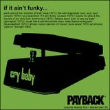PAYBACK Vol 25 September 2004
