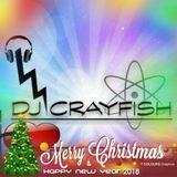 Dj.Crayfish - Hands Up Christmas Mix 2k17