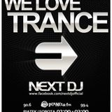 Next DJ - We Love Trance 212 @ Planeta FM (09-06-12)