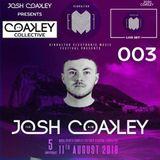 Coakley's Collective // 003 - LIVE @ Gibraltar Electronic Music Festival | 11.08.2018