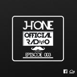 JTONE OFFICIAL RADIO EPISODE 003