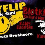 Kams LIVE @ Candyflip meets Blotklaat Rave @ Kawiarnia Naukowa, Kraków (06.03.2015)