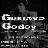 Gustavo Godoy Promo Mix Nov 2015 - Estacion Patagonia Radio Show