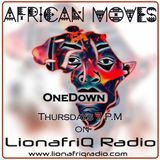 AFRICAN MOVES (Ep 39) With Guest JAMIIE (RISE,Berlin)