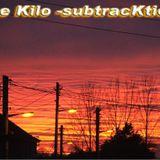 The Kilo 1977 - subtracKtion