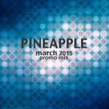 Pineapple March 2015