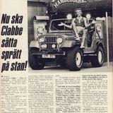 Rakt över disc med Clabbe - 1983-09-02 - näst sista för sommaren