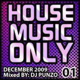 Monthly Mix 01 - December 2009