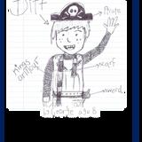 Biff the Pirate King: ep 3