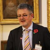 Chris Clark, Regius Professor of History at the University of Cambridge and author of The Sleepwalke