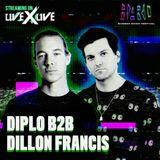 Diplo B2B Dillon Francis  – Live @ Hardfest (California) 2018– 05.08.2018